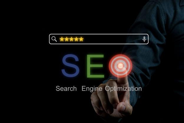 Online marketing website seo