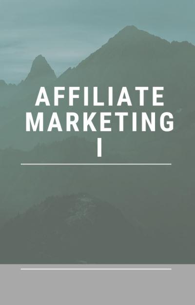 Affiliate-Marketing für Einsteiger 1